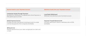 Get A Free Payoneer MasterCard With $25 Bonus