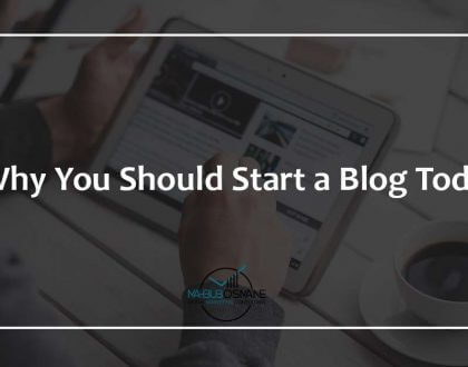 14+ Reasons Why You Should Start a Blog Today