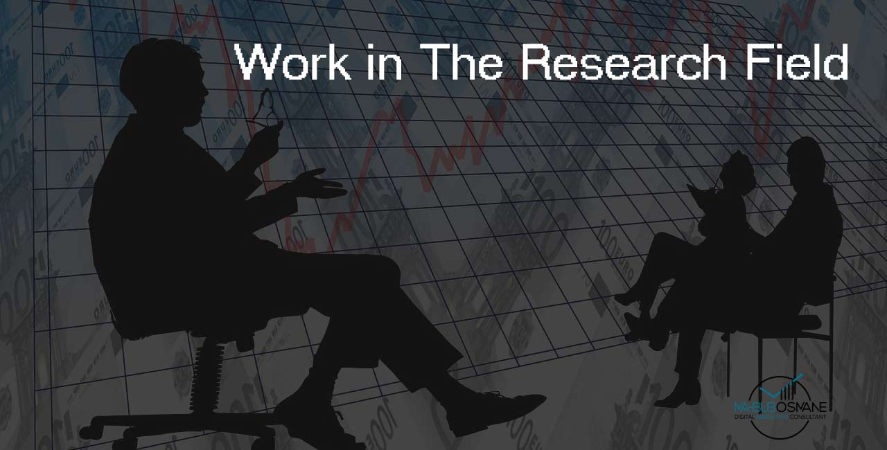 Work-in-The-Researh-Field
