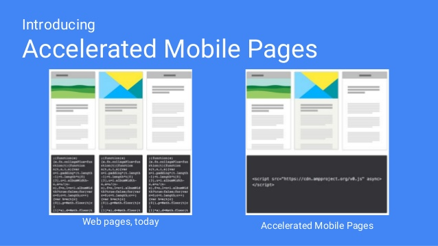 Google Accelerated Mobile Pages Service