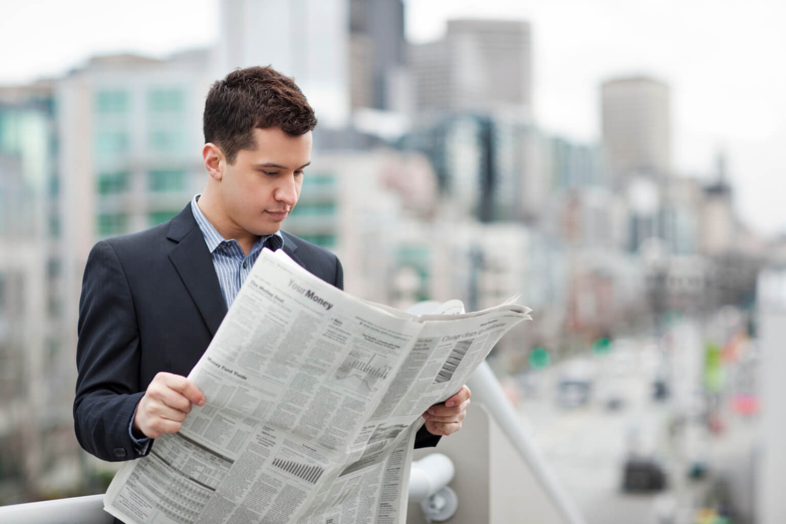 Stay updated with a daily newspaper