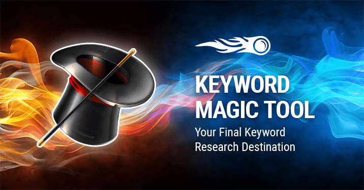 SEMrush Keyword Research Tool