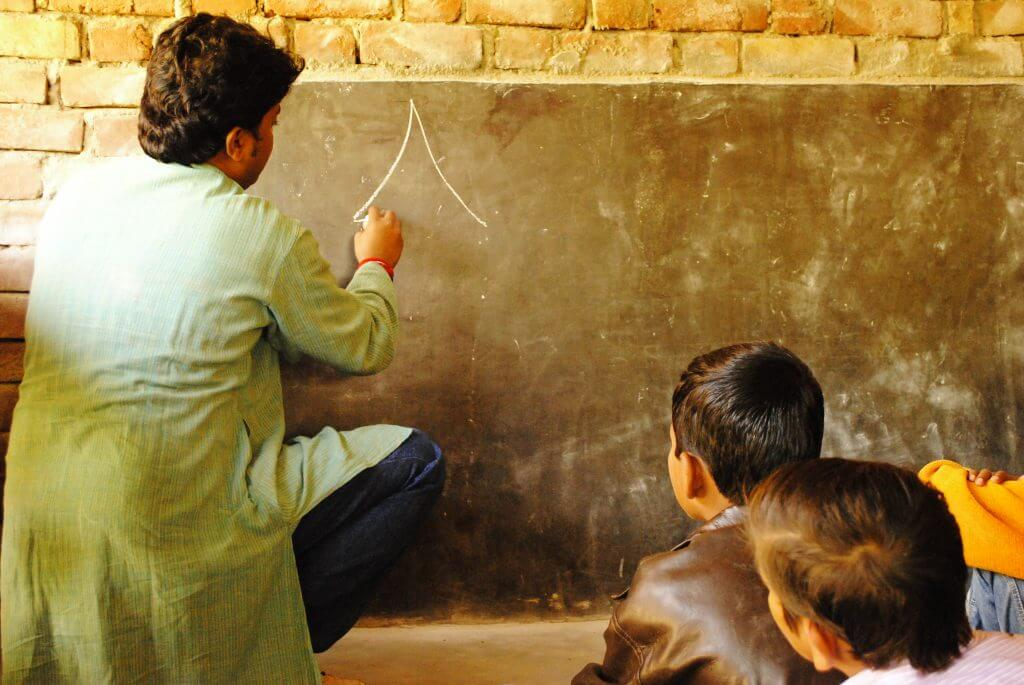 Support the helpless for education