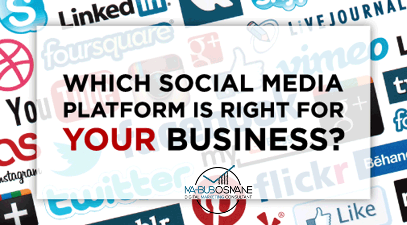 Which Social Media Channels Should You Use For Your Business?