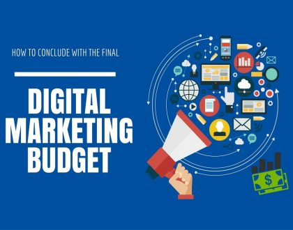 Digital Marketing Budget And Free Template For Your Company