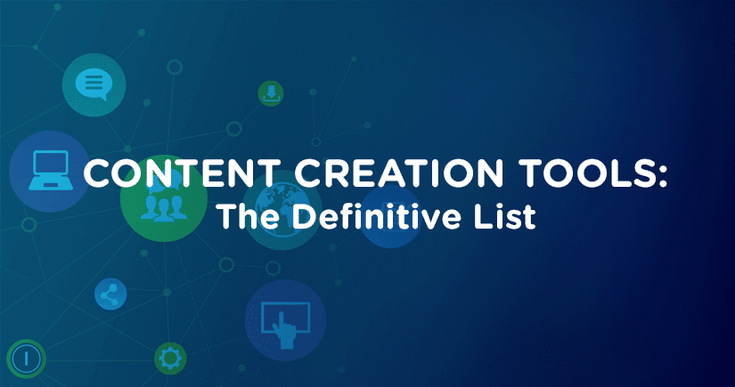 Content Creation Tools Mahbub Osmane dot com