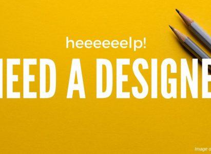 Need a Graphic Designer