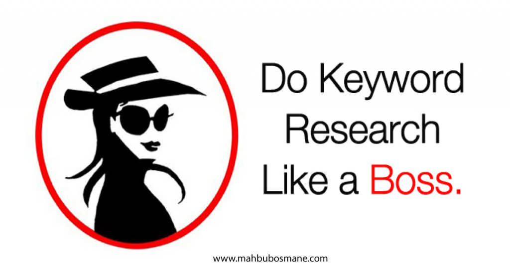 Do-Keyword-Research-With-Mahbub-Osmane