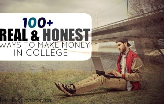 Ways To Make Money at College