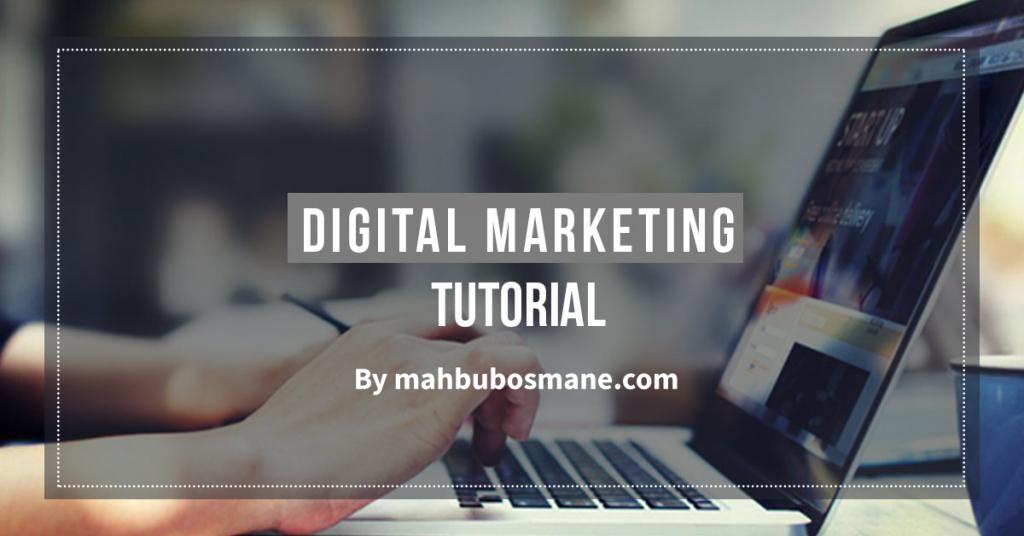 Digital-Marketing-Tutorial